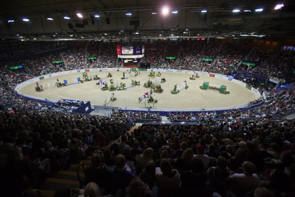 Gothenburg Horse Show in Göteborg . Foto: Jorma Valkonen